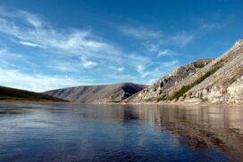 Заполярная река Котуй. Много фото