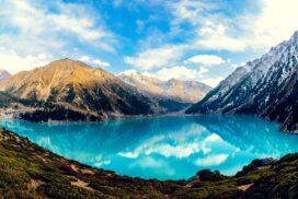 Самые красивые места Казахстана
